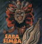 Saba Simba- African Warrior