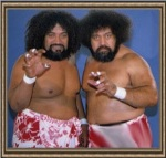 The Wild Samoans- Wild Island Natives