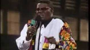 The late great Comedian Bernie Mac. One of Chicago's finest