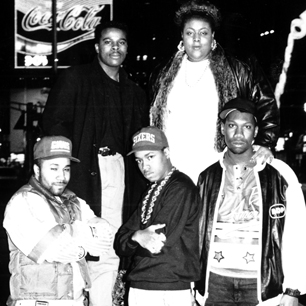 Boogie Down Productions...Edutainment