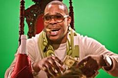 Busta Rhymes the mighty infamous/ always causing trouble and mischievous!
