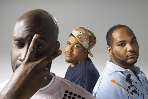 Hip Hop Hippies...De La Soul
