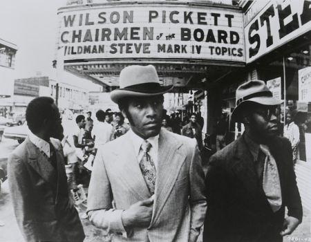 "Fred Williamson as ""Black Caesar"""