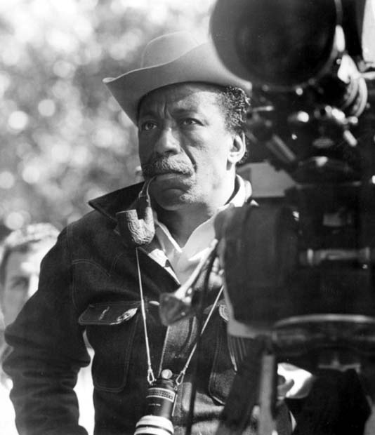 Filmmaker Gordon Parks