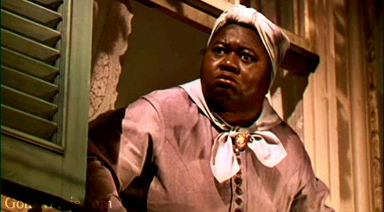 "The legendary ""Gone with the Wind"" actress Hattie McDaniel"