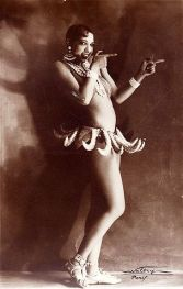 The one and only Josephine Baker
