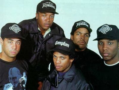 West Coast Pioneers...NWA