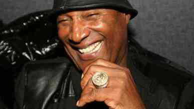 Comedian and Comedy Writer Paul Mooney