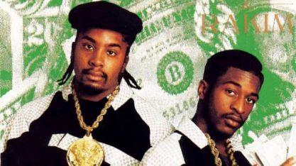 Hip Hop Pioneers Eric B and Rakim