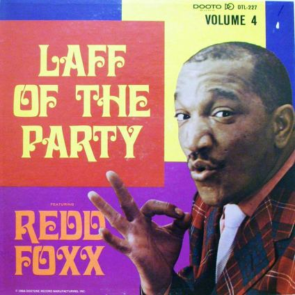 Comedian and Actor Redd Foxx