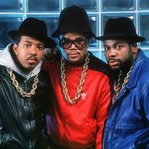The original rap supergroup...Run DMC