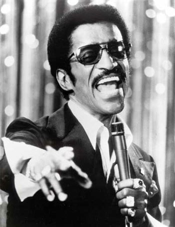 Actor, Singer, and Dancer Sammy Davis Jr.