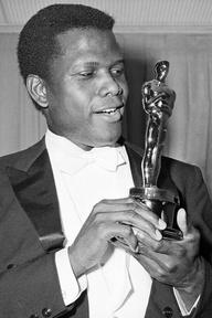 Academy Award Winner Sidney Poitier