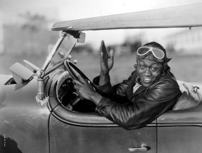 Acting Pioneer Lincoln Theodore Monroe Andrew Perry Aka Stepin Fetchit