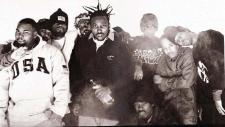 Hip Hop's first Mega group.. Wu-Tang Clan