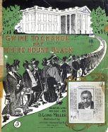 sheet music cover circa 1903